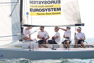 J70 Cup • Event 1 - Fraglia Vela Malcesine - Angela Trawoeger_K3I6657