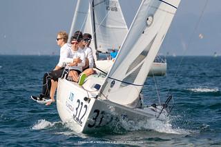 J70 Cup • Event 1 - Fraglia Vela Malcesine - Angela Trawoeger_K3I6432