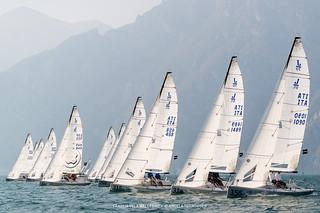 J70 Cup • Event 1 - Fraglia Vela Malcesine - Angela Trawoeger_K3I6385