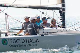 J70 Cup • Event 1 - Fraglia Vela Malcesine - Angela Trawoeger_K3I6324