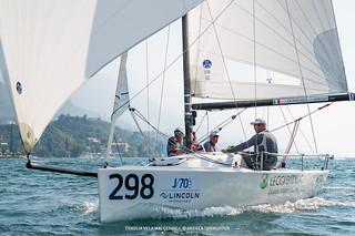 J70 Cup • Event 1 - Fraglia Vela Malcesine - Angela Trawoeger_K3I6293
