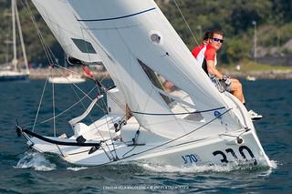 J70 Cup • Event 1 - Fraglia Vela Malcesine - Angela Trawoeger_K3I6278