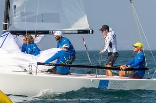 J70 Cup • Event 1 - Fraglia Vela Malcesine - Angela Trawoeger_K3I6223