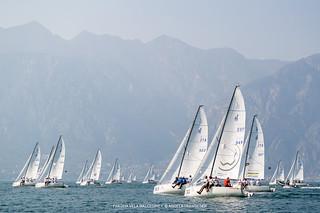 J70 Cup • Event 1 - Fraglia Vela Malcesine - Angela Trawoeger_K3I6077
