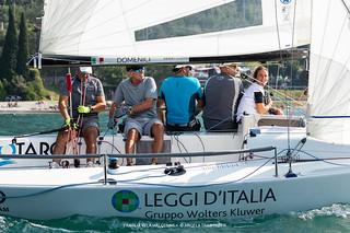 J70 Cup • Event 1 - Fraglia Vela Malcesine - Angela Trawoeger_K3I6054