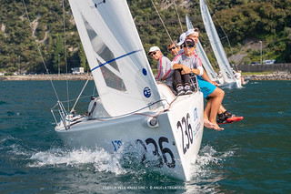 J70 Cup • Event 1 - Fraglia Vela Malcesine - Angela Trawoeger_K3I6052