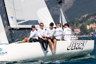 J70 Cup • Event 1 - Fraglia Vela Malcesine - Angela Trawoeger_K3I5940