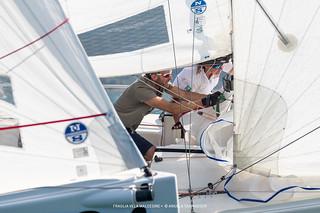 J70 Cup • Event 1 - Fraglia Vela Malcesine - Angela Trawoeger_K3I5914
