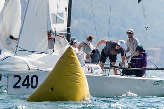 J70 Cup • Event 1 - Fraglia Vela Malcesine - Angela Trawoeger_K3I5906