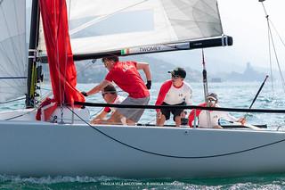 J70 Cup • Event 1 - Fraglia Vela Malcesine - Angela Trawoeger_K3I5816
