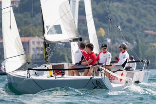 J70 Cup • Event 1 - Fraglia Vela Malcesine - Angela Trawoeger_K3I5801