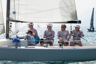 J70 Cup • Event 1 - Fraglia Vela Malcesine - Angela Trawoeger_K3I5760