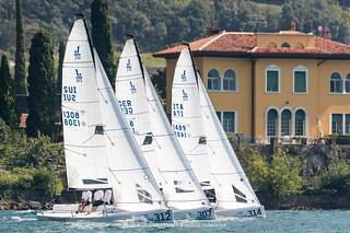 J70 Cup • Event 1 - Fraglia Vela Malcesine - Angela Trawoeger_K3I5754