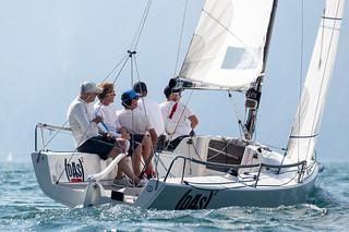 J70 Cup • Event 1 - Fraglia Vela Malcesine - Angela Trawoeger_K3I5737