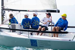 J70 Cup • Event 1 - Fraglia Vela Malcesine - Angela Trawoeger_K3I5715
