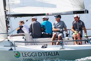 J70 Cup • Event 1 - Fraglia Vela Malcesine - Angela Trawoeger_K3I5695