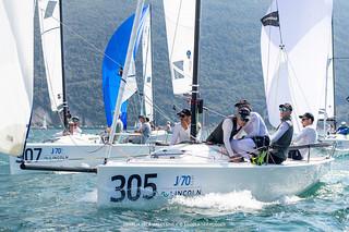 J70 Cup • Event 1 - Fraglia Vela Malcesine - Angela Trawoeger_K3I5663