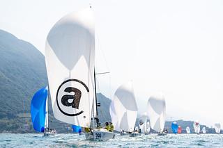 J70 Cup • Event 1 - Fraglia Vela Malcesine - Angela Trawoeger_K3I5656