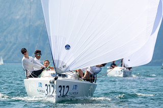 J70 Cup • Event 1 - Fraglia Vela Malcesine - Angela Trawoeger_K3I5609