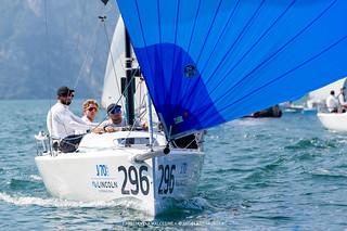 J70 Cup • Event 1 - Fraglia Vela Malcesine - Angela Trawoeger_K3I5589