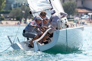 J70 Cup • Event 1 - Fraglia Vela Malcesine - Angela Trawoeger_K3I5554