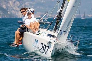J70 Cup • Event 1 - Fraglia Vela Malcesine - Angela Trawoeger_K3I5514