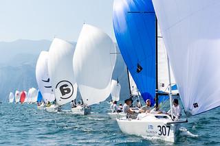 J70 Cup • Event 1 - Fraglia Vela Malcesine - Angela Trawoeger_K3I5392