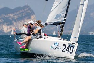 J70 Cup • Event 1 - Fraglia Vela Malcesine - Angela Trawoeger_K3I5275
