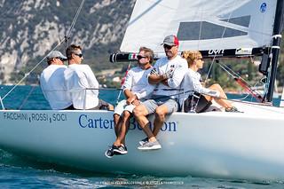 J70 Cup • Event 1 - Fraglia Vela Malcesine - Angela Trawoeger_K3I5268
