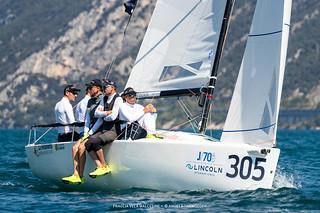 J70 Cup • Event 1 - Fraglia Vela Malcesine - Angela Trawoeger_K3I5261