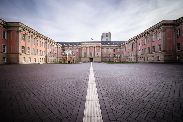 Landtag in Brandenburg