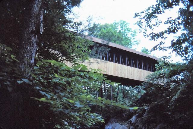 Dingleton Hill Covered Bridge
