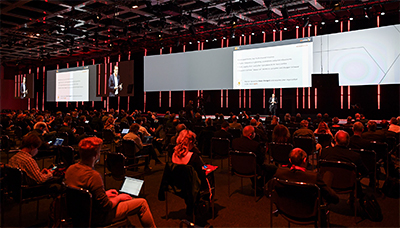 Opening day of IFA 2020 Special Edition (3-5 September) in Berlin.