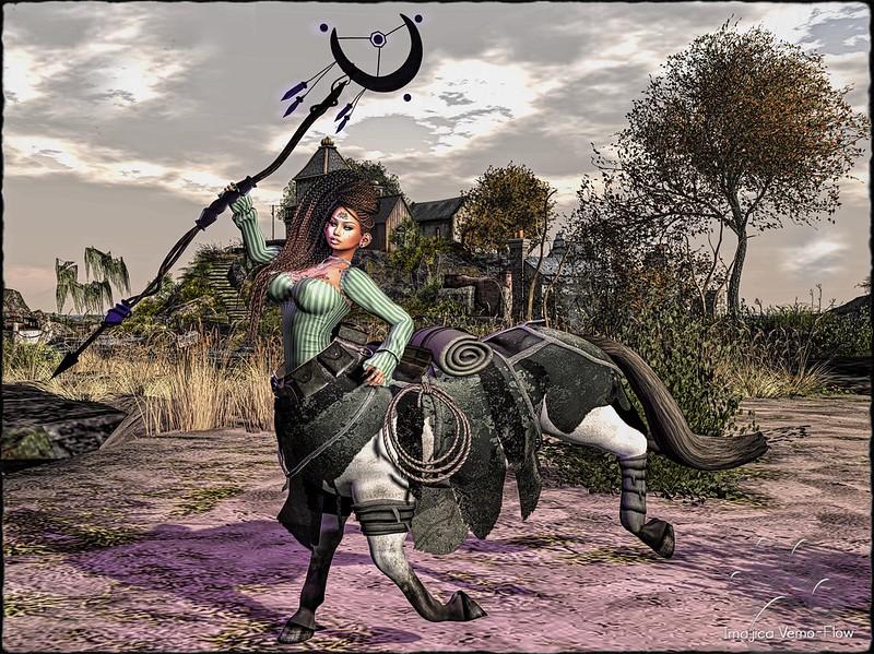 Euphite: Sorceress of the Moon