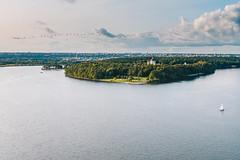 Birds | Kaunas sea | Aerial #263/365