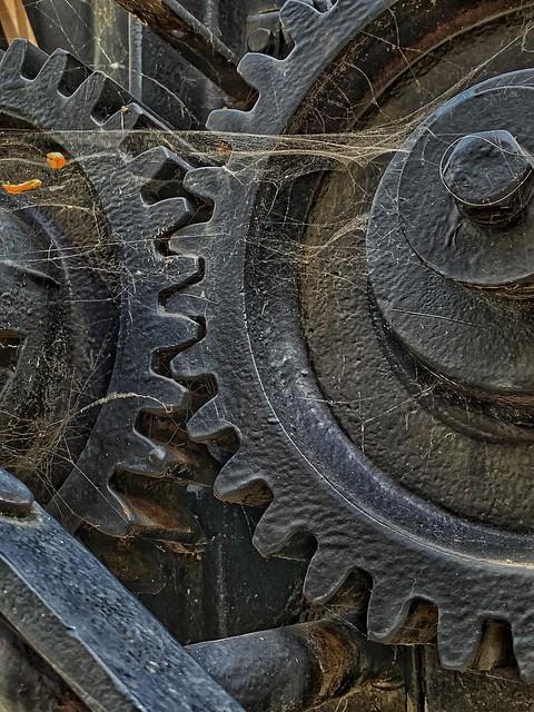 #Flickrfriday  #394  #Industrial [Explored]