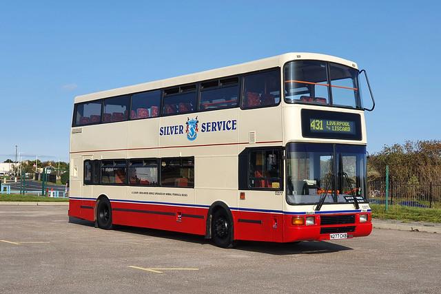 Wirral Peninsula Buses N277 CKB