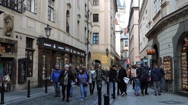2019-10-16 Street in Prague