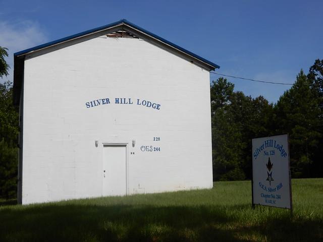 Silver Hill Lodge, O.E,S,