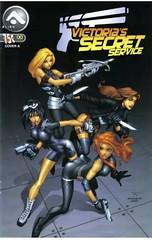 USA, Victoria's Secret Service #0 (2005, Alias)