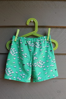 Oliver and S Sunny Days shorts