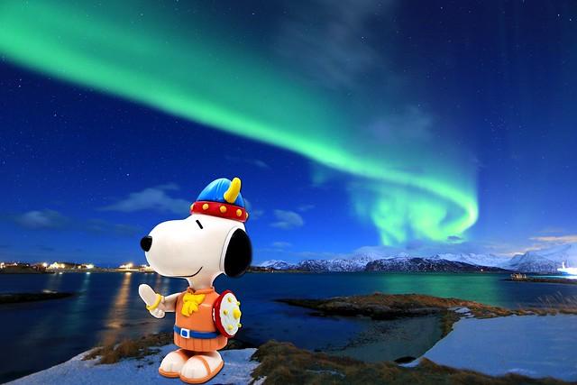 Northern Lights - Bijou Planks 264/365
