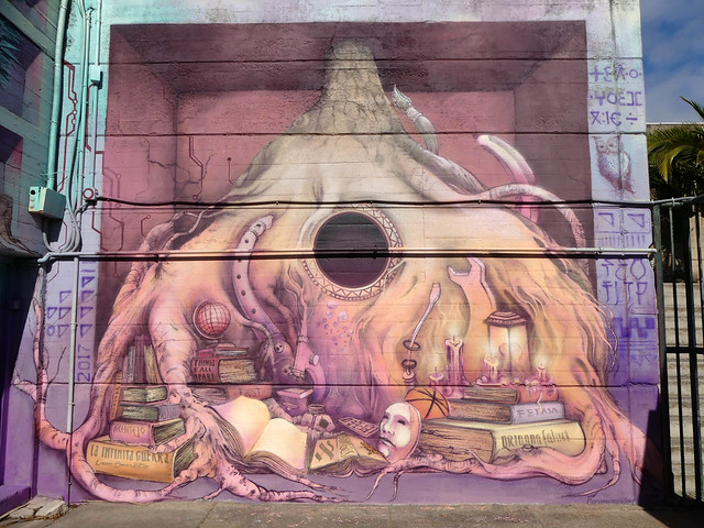 CANARY ISLANDS GRAFFITI & STREET ART