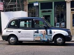 "London Black Cab ""DUNE"""