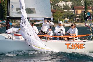 J70 Cup • Event 1 - Fraglia Vela Malcesine - Angela Trawoeger_K3I6675