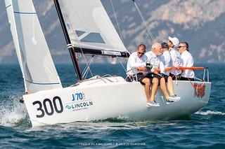 J70 Cup • Event 1 - Fraglia Vela Malcesine - Angela Trawoeger_K3I6018