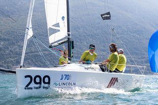 J70 Cup • Event 1 - Fraglia Vela Malcesine - Angela Trawoeger_K3I5658