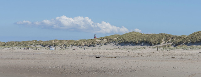 Eierlandseduinen, island Texel