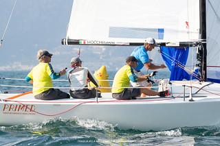 J70 Cup • Event 1 - Fraglia Vela Malcesine - Angela Trawoeger_K3I6510