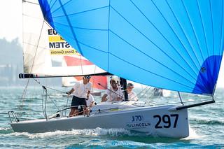 J70 Cup • Event 1 - Fraglia Vela Malcesine - Angela Trawoeger_K3I6353